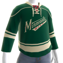 Minnesota Wild Alternate Jersey