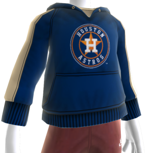 Houston Astros Hooded Sweatshirt