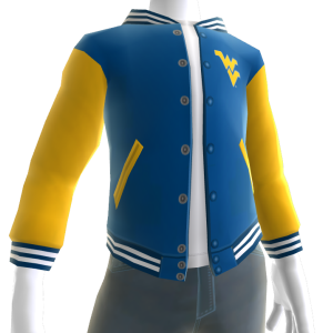 West Virginia Varsity Jacket