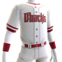 Arizona Diamondbacks Home Game Jersey