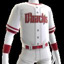 Arizona Diamondbacks Home Game Jersey