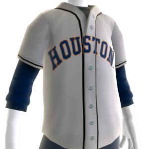 Houston Astros Road Jersey