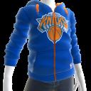 Knicks Zip Hoodie