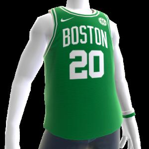 2018 Celtics Hayward Jersey