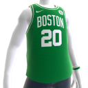 2018 Celtics Hayward Jersey