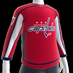 Capitals 2018 Jersey
