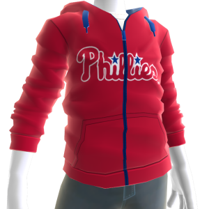 Phillies Zip Hoodie