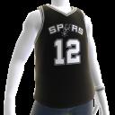 Spurs Aldridge Jersey