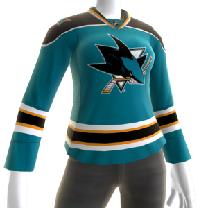 San Jose Sharks Jersey 