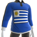 Uruguay Rugby Jersey