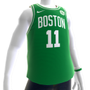 2018 Celtics Irving Jersey