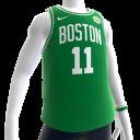 2018 Celtics Irving Jersey