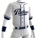 San Diego Padres Home Game Jersey