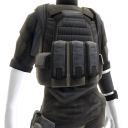 Battleground Gear - Black
