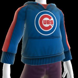 Chicago Cubs Hooded Sweatshirt