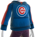 Chicago Cubs Hooded Sweatshirt 