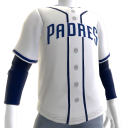 2017 Padres Home Jersey