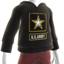 Army Hoodie