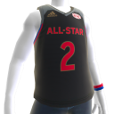 All-Star Game West Leonard Jersey