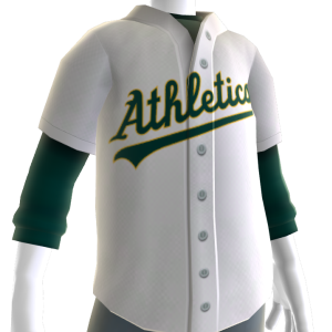 Oakland Athletics Home Jersey