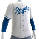 2017 Royals Home Jersey