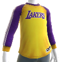 Camiseta de entrenamiento de LA Lakers