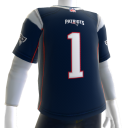 Patriots Fan Jersey