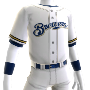 Milkwaukee Brewers Home Game Jersey