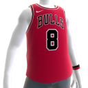 2018 Bulls Lopez Jersey