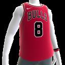 2018 Bulls Lopez Jersey