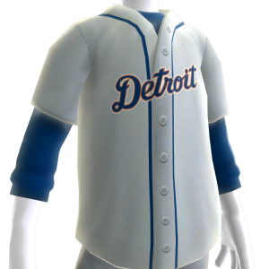 Detroit Tigers Road Jersey