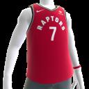 2018 Raptors Lowry Jersey