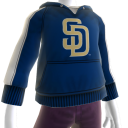 San Diego Padres Hooded Sweatshirt