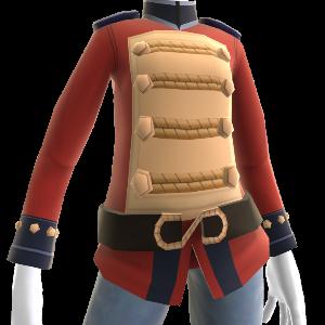 Chaqueta militar de Albión