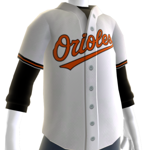 Baltimore Orioles Home Jersey