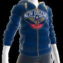 Pelicans Zip Hoodie