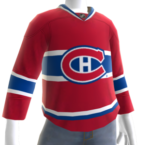 Maillot des Montreal Canadiens