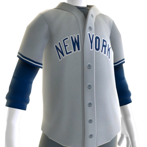 New York Yankees Road Jersey