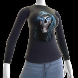 Dark Death Dealer 2 LS Shirt