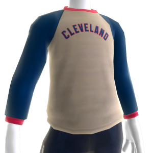 Cleveland Indians Long Sleeve T-Shirt