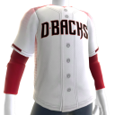 2016 Diamondbacks Home Jersey