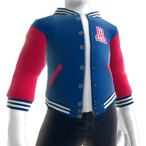 Arizona Varsity Jacket