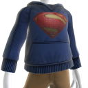 Superman - Man of Steel Hoodie