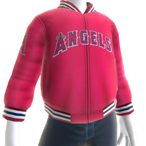 LA Angels Manager's Jacket