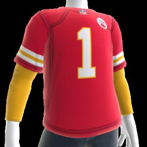 Chiefs 2017 Jersey