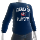 Blue Jackets Playoff Thermal