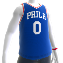76ers Bayless Jersey