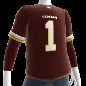 Redskins 2017 Jersey