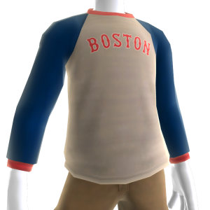 Boston Red Sox Long Sleeve T-Shirt