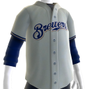 Milwaukee Brewers Road Jersey